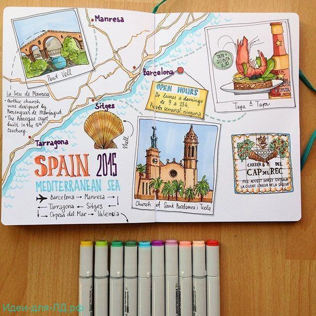 Личный дневник -весна 2021- вирутальное путешествие