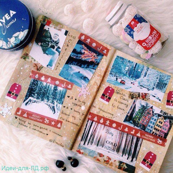 Идеи для Личного дневника Зима - за что любишь зиму
