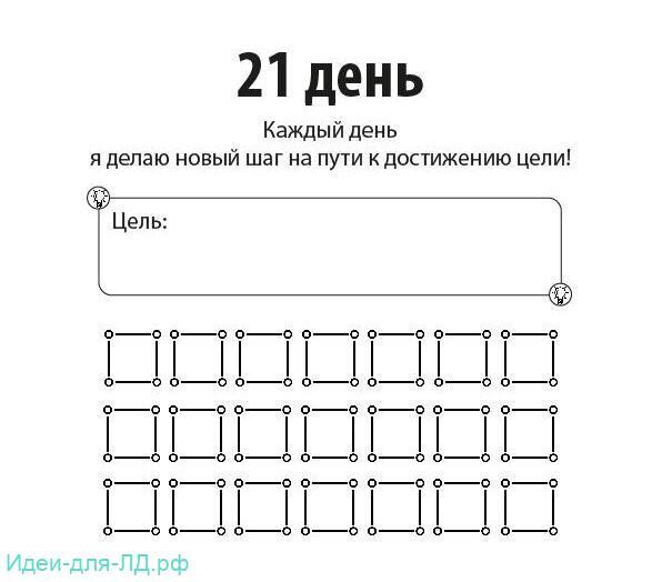 Новые идеи для Личного дневника 2021 года